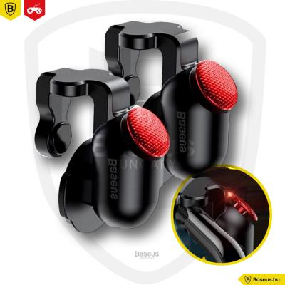 Baseus Red-Dot Game játékvezérlő okostelefonhoz - Fekete