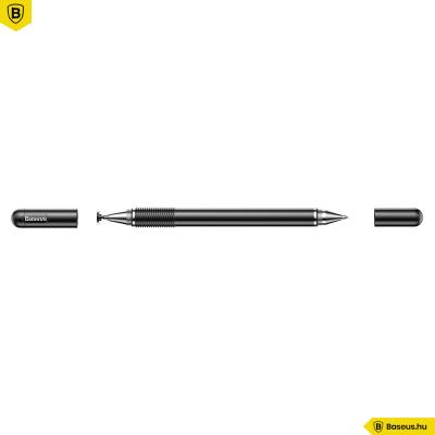 Baseus Golden Cudgel kétoldalas kapacitív ceruza - Fekete