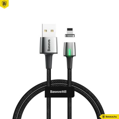 Baseus Zinc iPhone/Lightning mágneses adat/töltőkábel 1m 2,4A