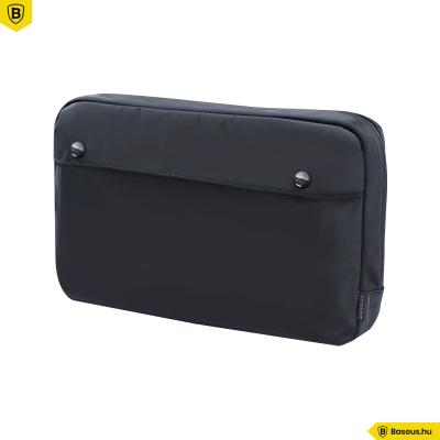 Baseus Extra digital tároló, S-es kézi táska - Sötét szürke