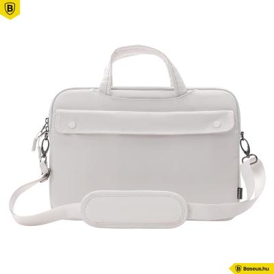 """Baseus Basics laptop táska 13""""-os - Fehér"""