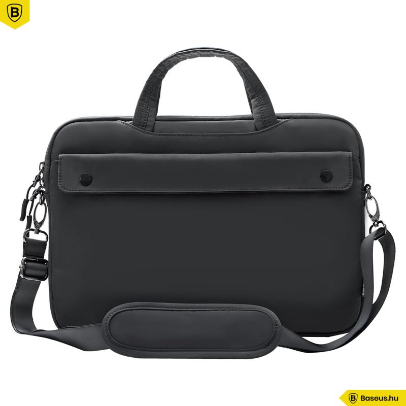 """Baseus Basics laptop táska 13""""-os - Sötét szürke"""