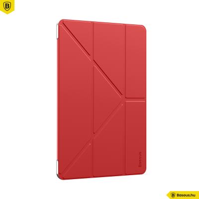 Baseus Jane Y-Type iPad 10.2 2019 tok - Piros