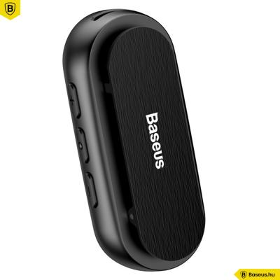 Baseus BA02 vezeték nélküli Bluetooth 5.0 audio adapter - Fekete