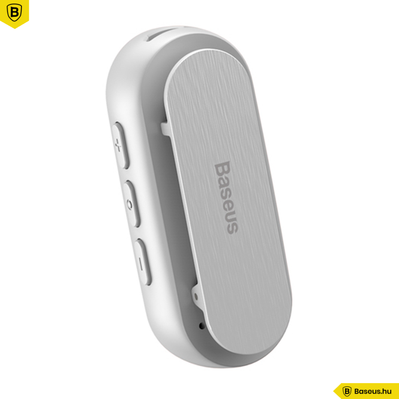 Baseus BA02 vezeték nélküli Bluetooth 5.0 audio adapter - Fehér