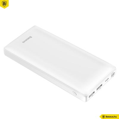 Baseus Mini JA 30000mAh powerbank - Fehér