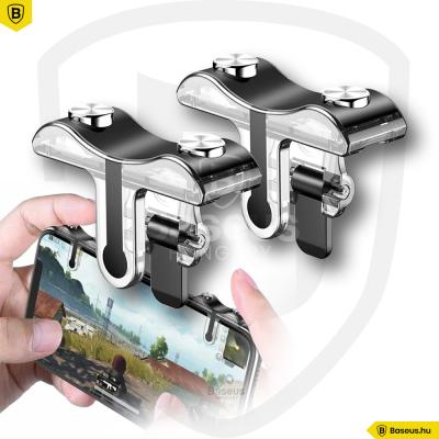 Baseus G9 Mobil kézi játékvezérlő okostelefonhoz - Fekete