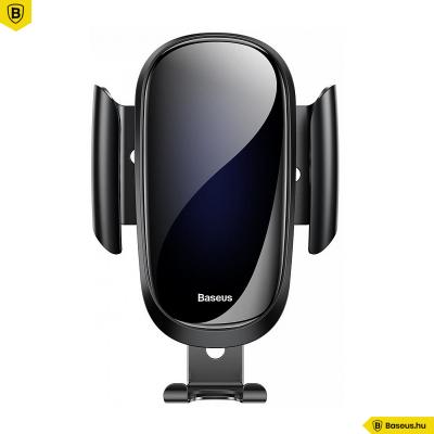 Baseus Future autós telefontartó szellőzőrácsra - Fekete
