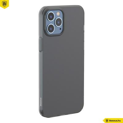 Baseus iPhone 12 Pro Max Comfort tok - Fekete
