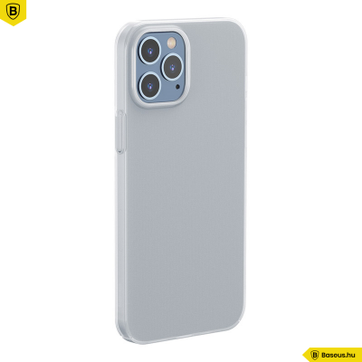 Baseus iPhone 12 Pro Max Comfort tok - Fehér