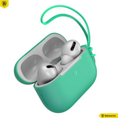 Baseus Lets go szilikon Airpods Pro védőtok - Zöld