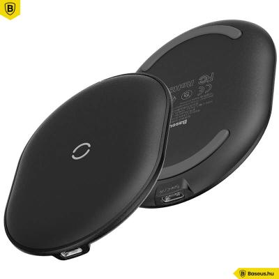 Baseus Cobble Qi 3.0 Wireless vezeték nélküli töltő 15W
